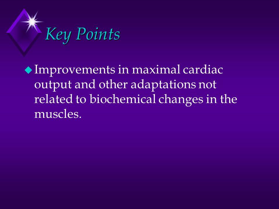 Key Points u 2.