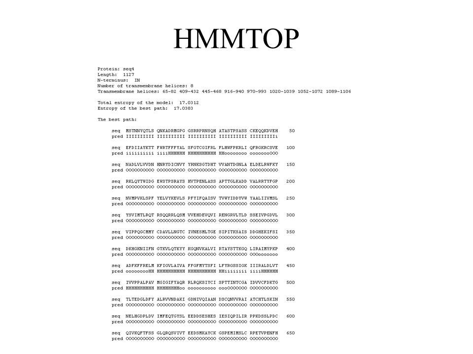 HMMTOP
