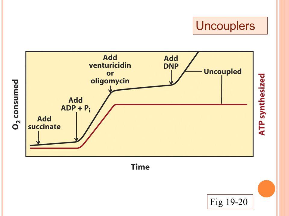 Uncouplers Fig 19-20