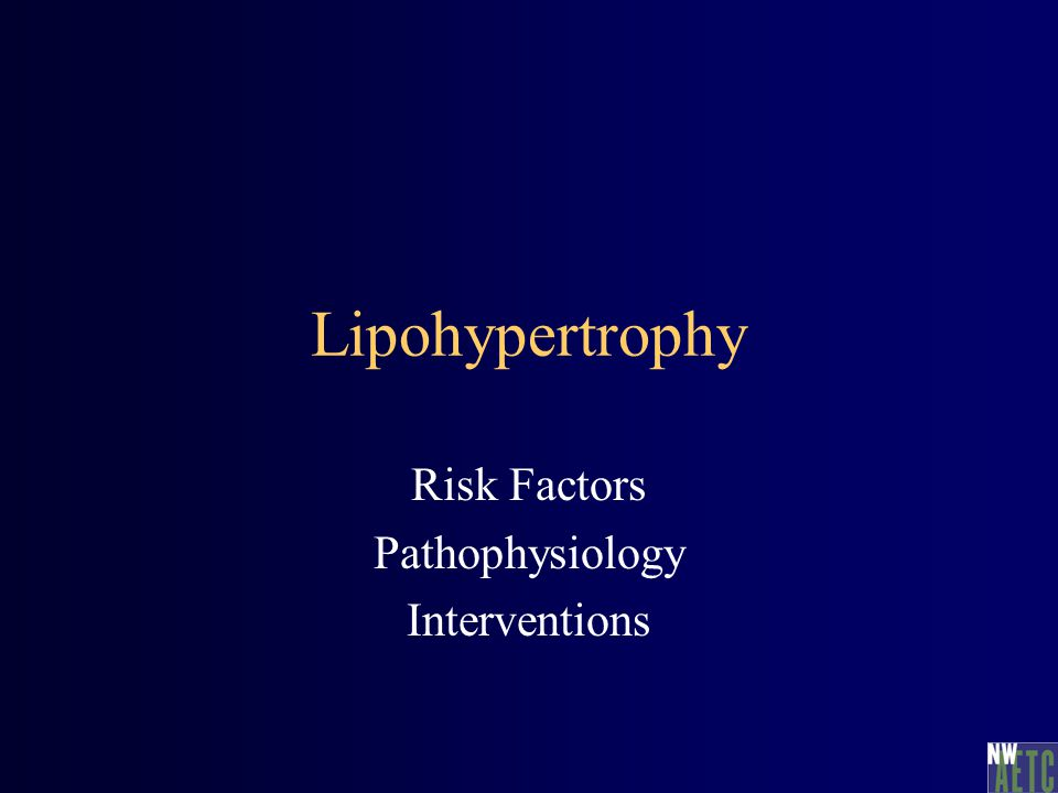 Lipohypertrophy Risk Factors Pathophysiology Interventions