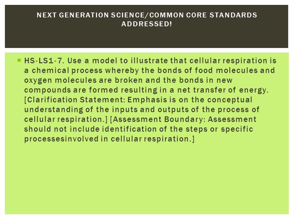 1.Define cellular respiration. 2. Describe the processes of cellular respiration.