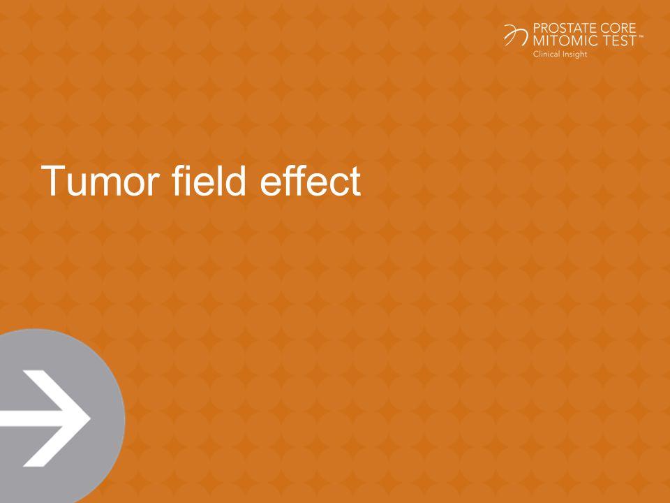 Tumor field effect