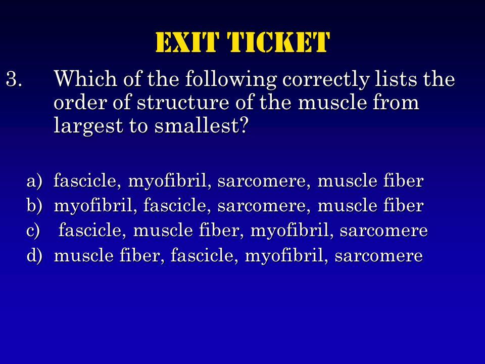 Exit Ticket 3.