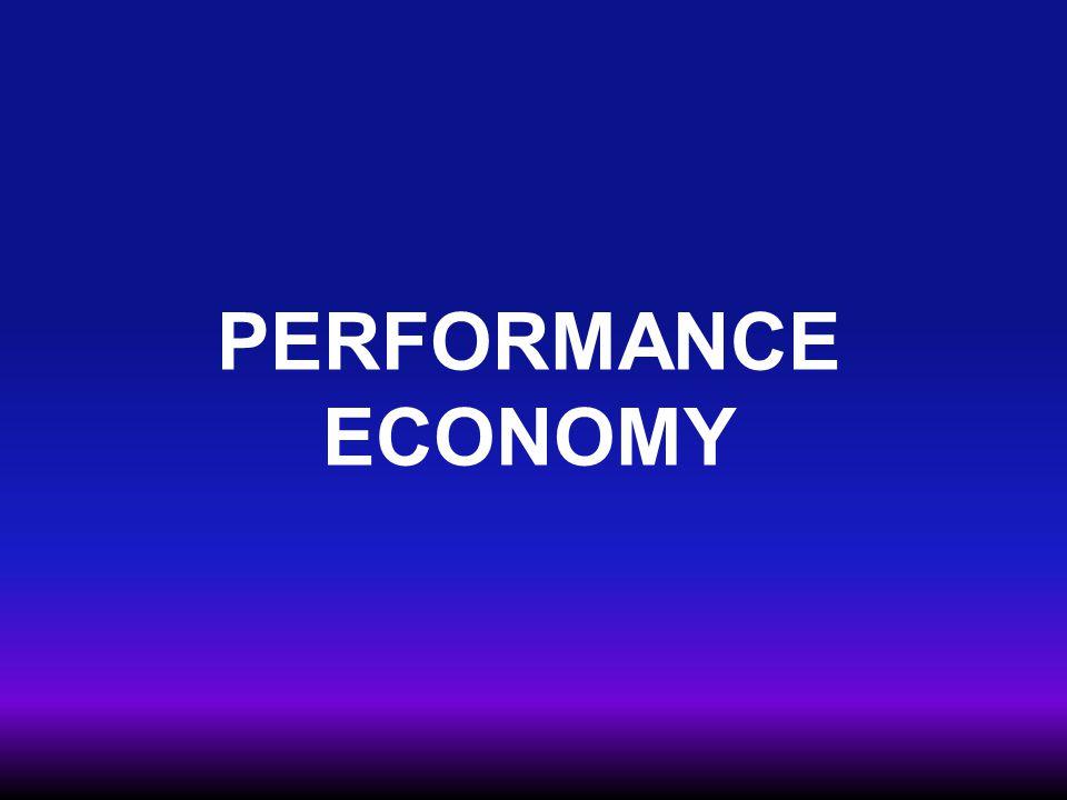 PERFORMANCE ECONOMY