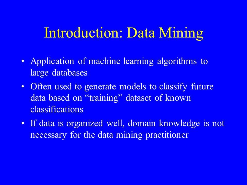 Introduction: Bioinformatics and Protein Localization Bioinformatics: use of computational methods e.g.