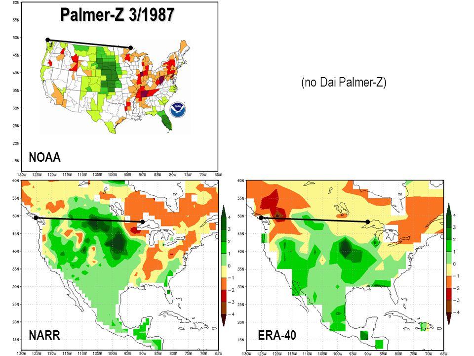 NARRERA-40 Palmer-Z 3/1987 NOAA (no Dai Palmer-Z)