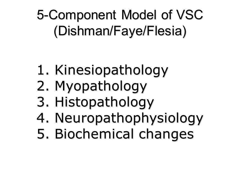 1. Kinesiopathology 2. Myopathology 3. Histopathology 4.