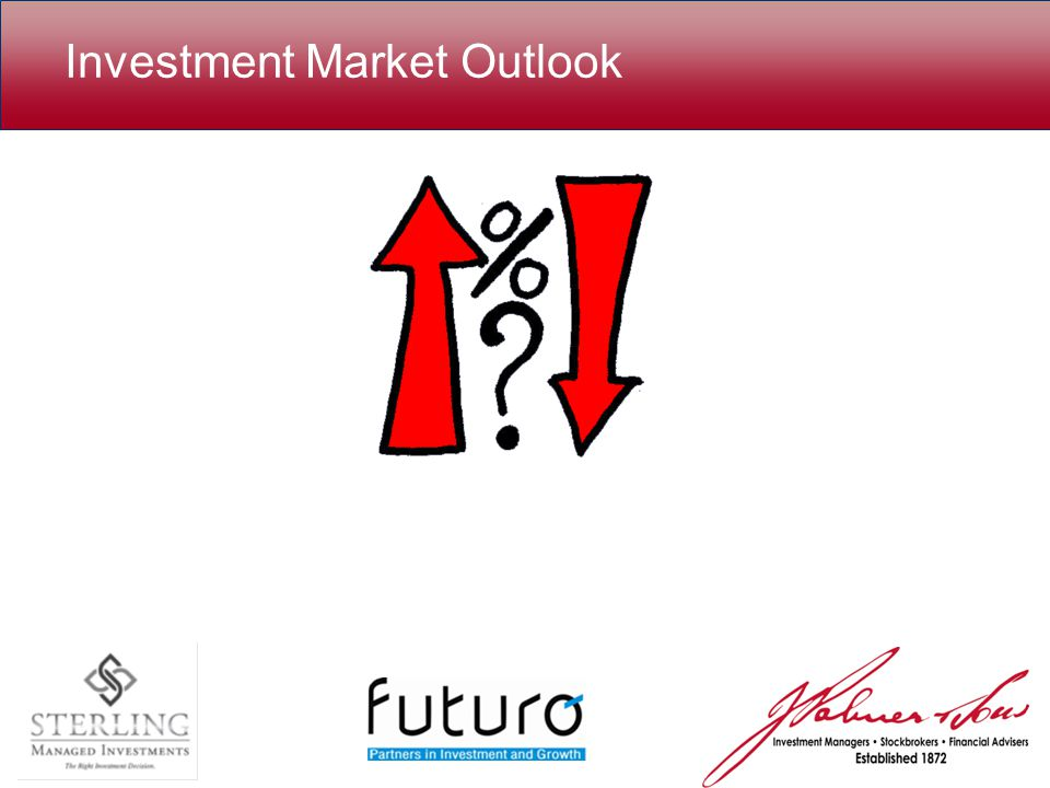 Investment Market Outlook