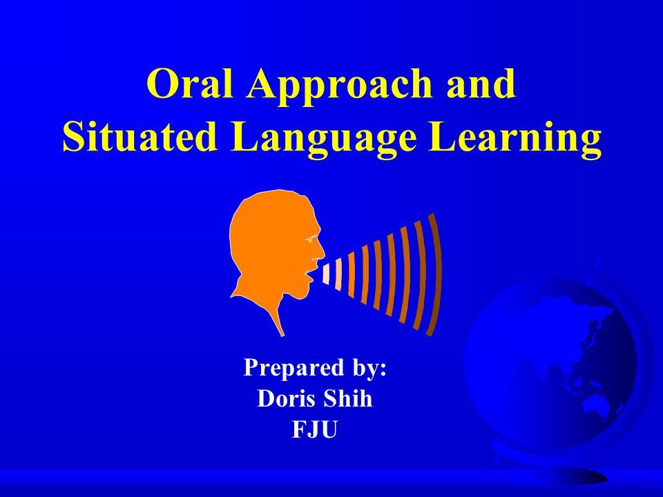 Popular language teaching method in 1930 to 1960s in Great Britain