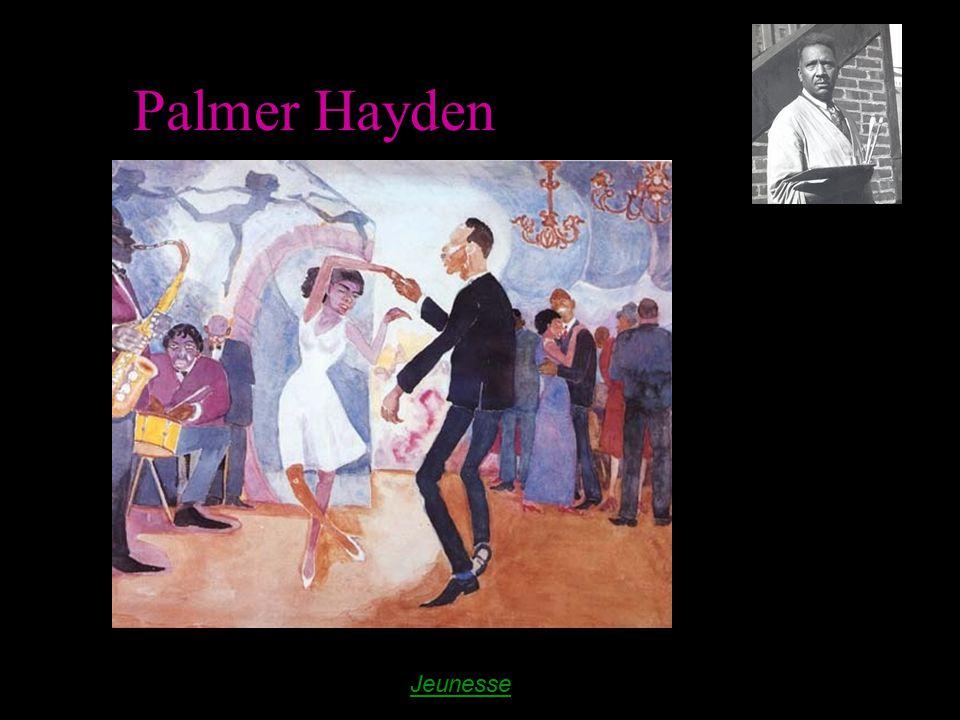 Palmer Hayden Jeunesse