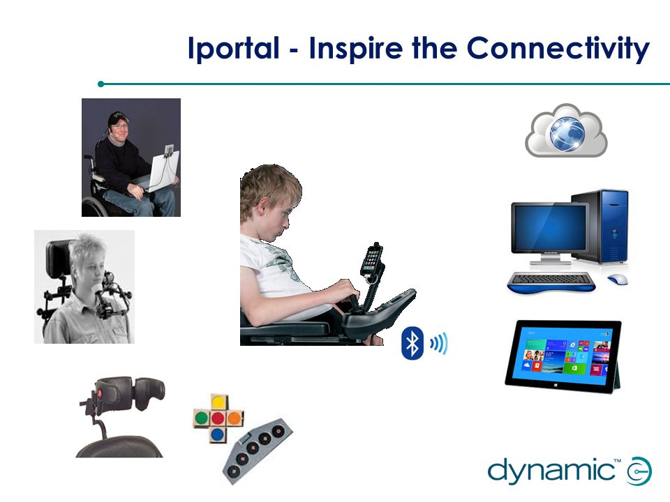 Iportal - Inspire the Connectivity