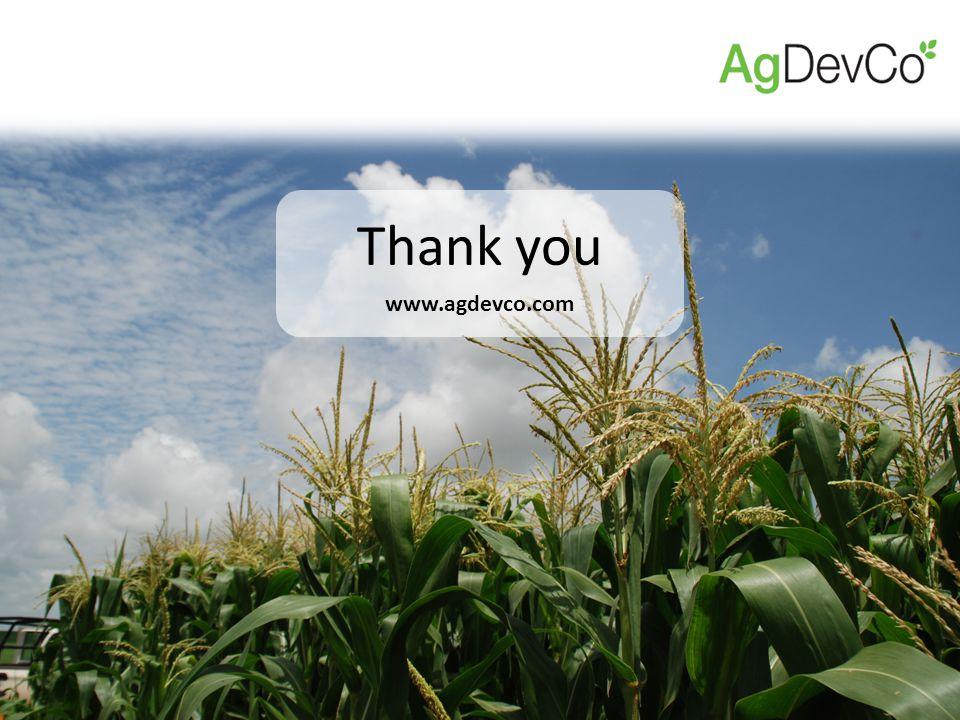 Thank you www.agdevco.com