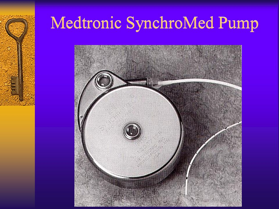 Medtronic SynchroMed Pump