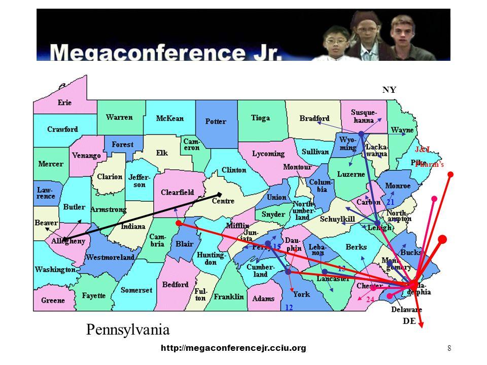 8 DE NY 13 24 12 15 21 J&J Pharm's Pennsylvania