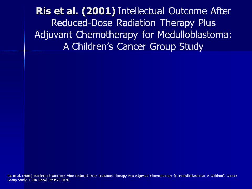 Ris et al. (2001) Ris et al.