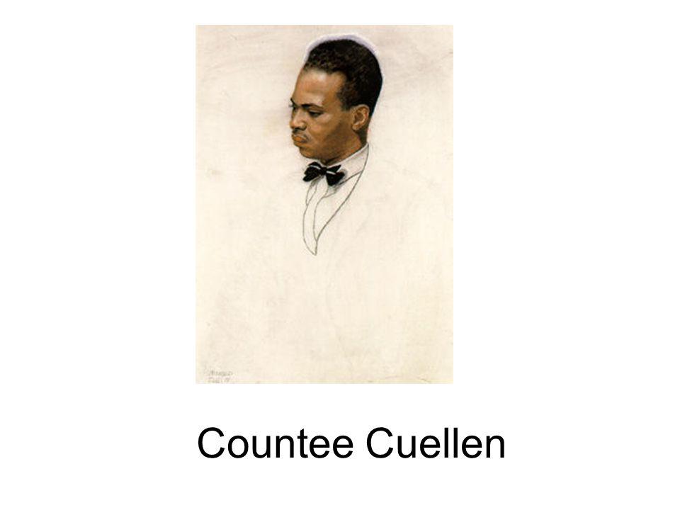 Countee Cuellen
