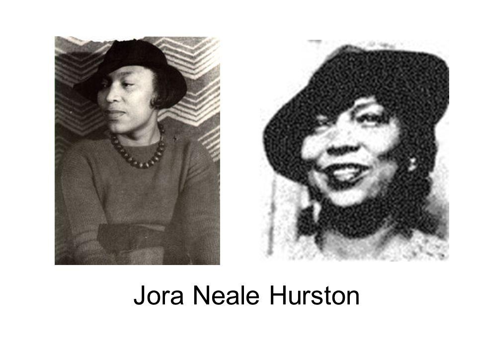 Jora Neale Hurston