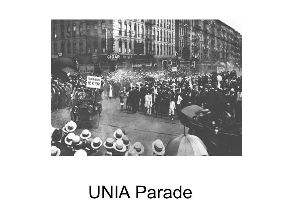 UNIA Parade