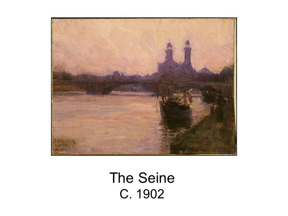 The Seine C. 1902