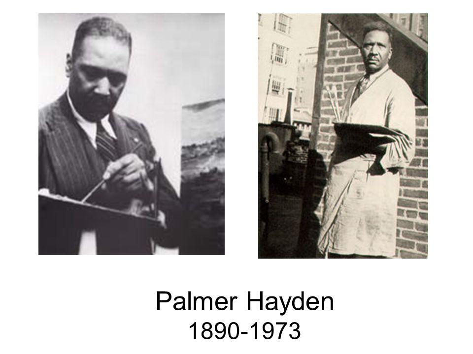 Palmer Hayden 1890-1973