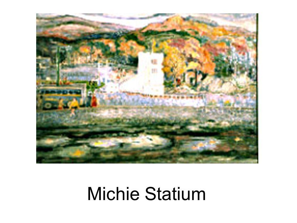 Michie Statium