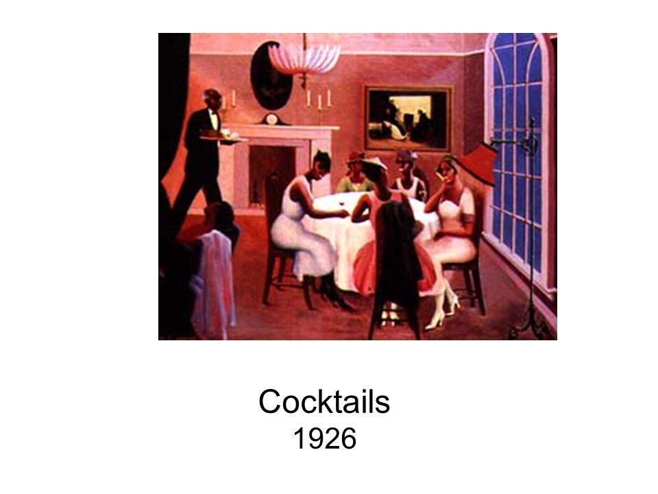 Cocktails 1926