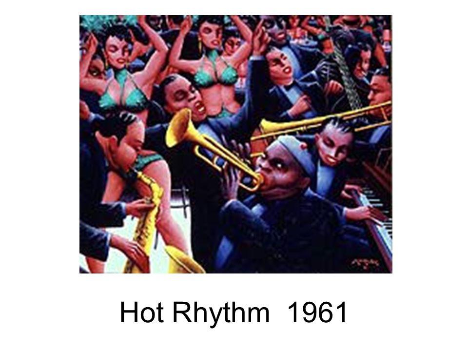 Hot Rhythm 1961