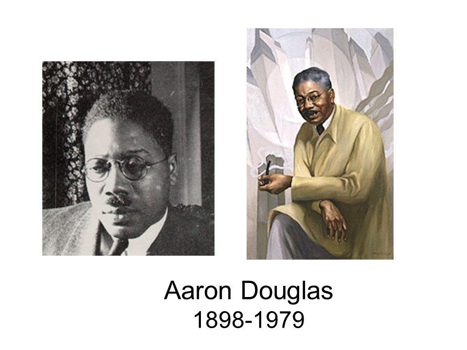 Aaron Douglas 1898-1979