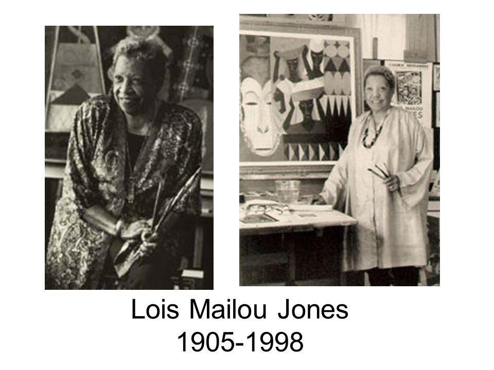 Lois Mailou Jones 1905-1998