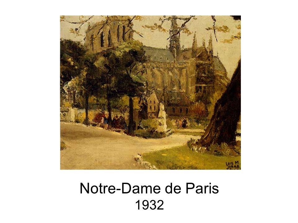 Notre-Dame de Paris 1932