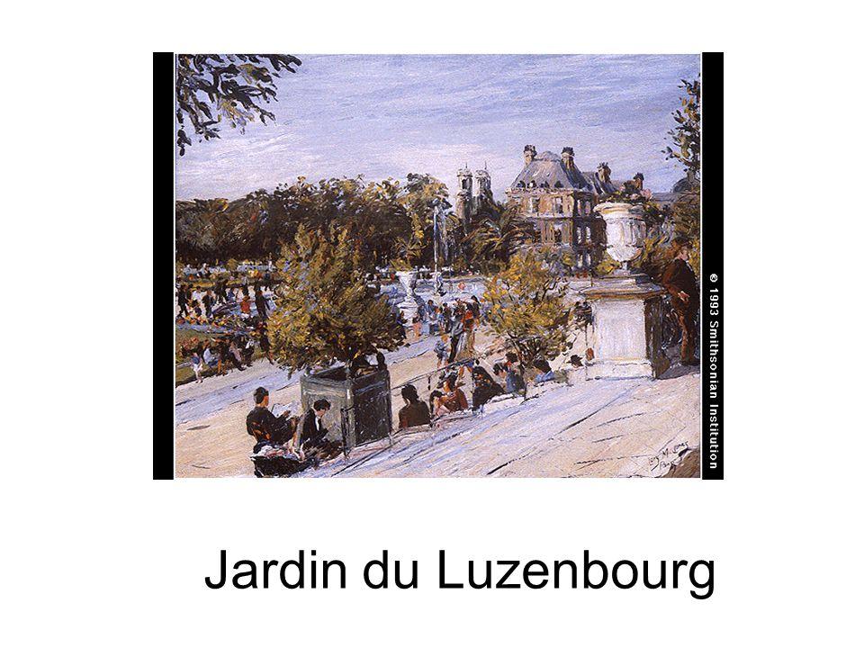 Jardin du Luzenbourg