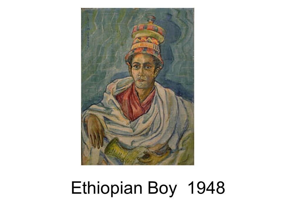 Ethiopian Boy 1948
