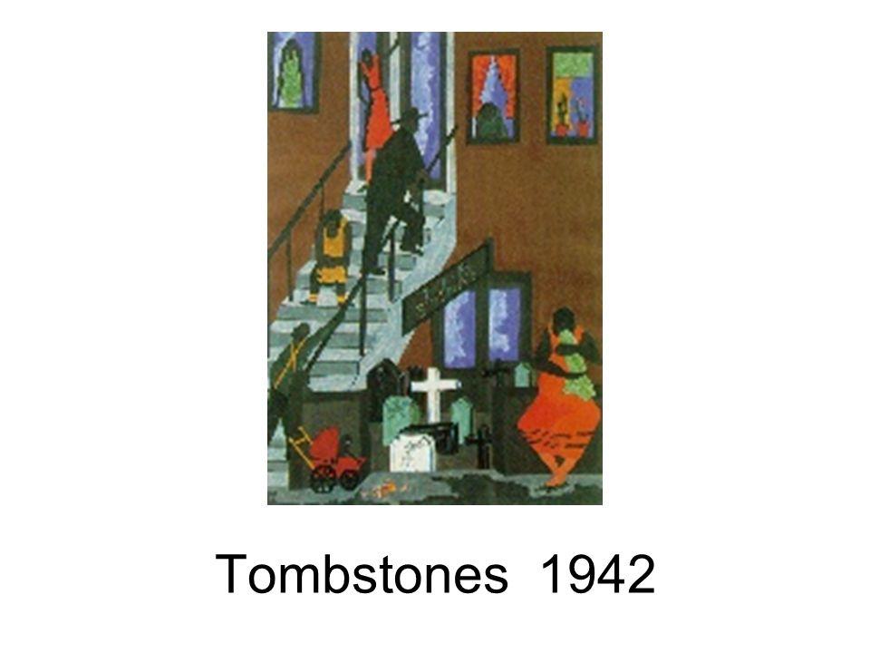 Tombstones 1942