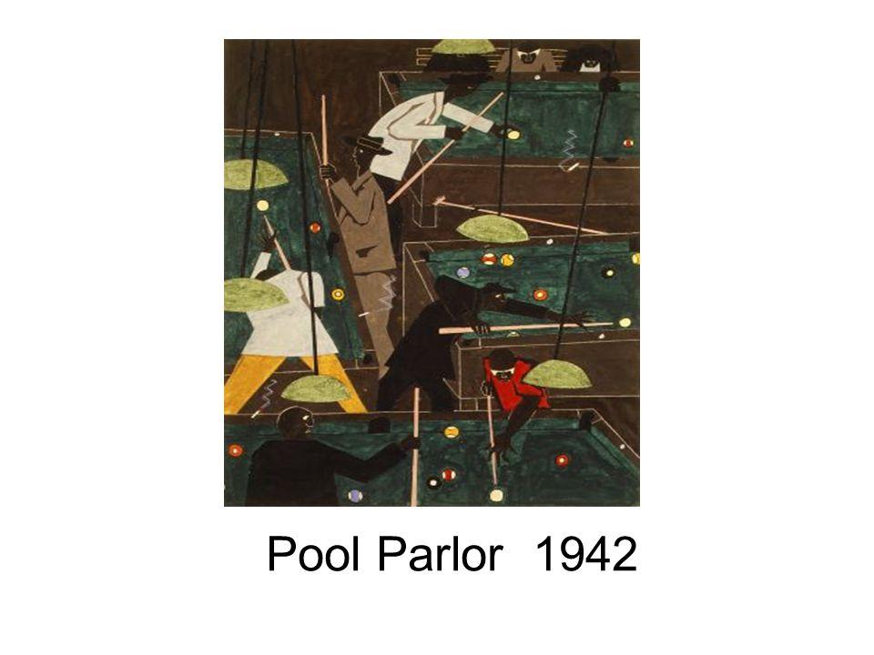 Pool Parlor 1942