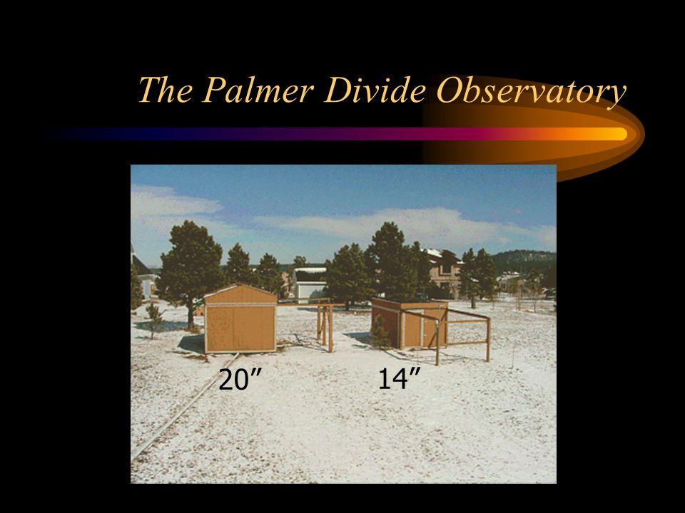 The Palmer Divide Observatory 20 14