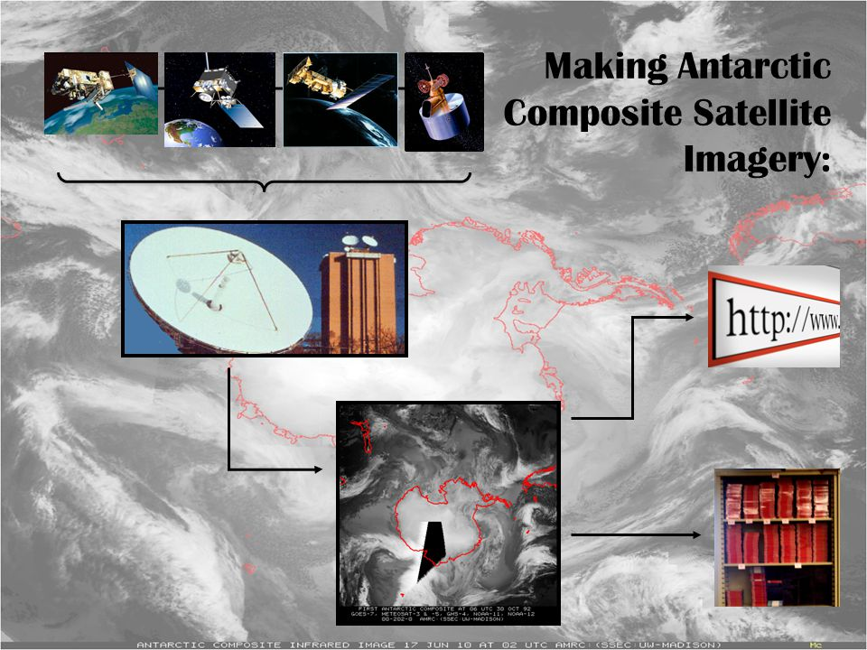 Making Antarctic Composite Satellite Imagery: