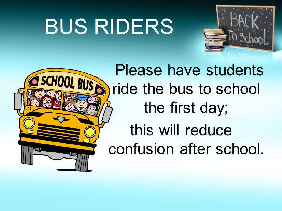 Attendance Students are considered tardy after 9:15 a.m.