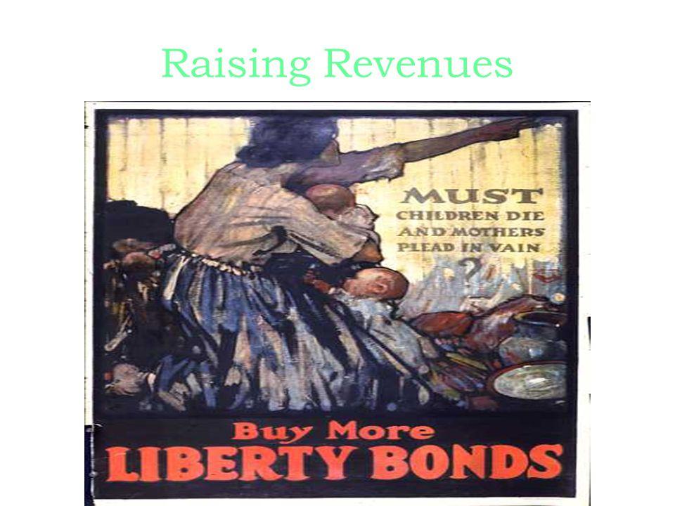 Raising Revenues