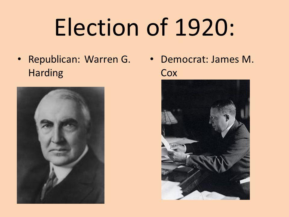 Republican Presidency