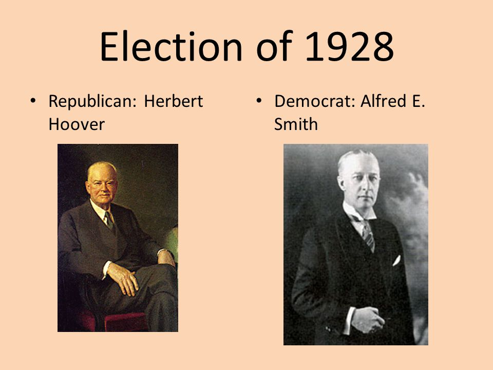 Calvin Coolidge Takes over after Harding dies in office: – Wins 1924 election – Probusiness – Revenue Act of 1926 – Cut gov.