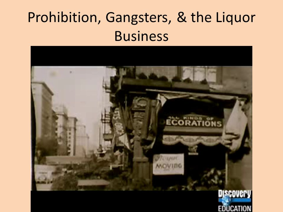 Gangsters/The Untouchables