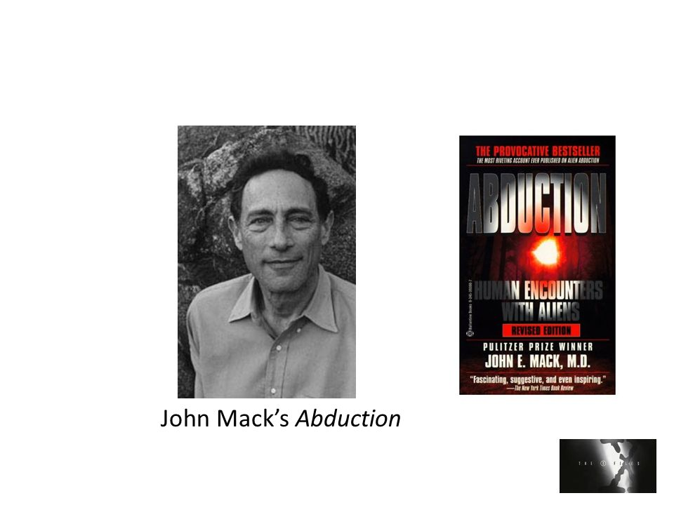 John Mack's Abduction