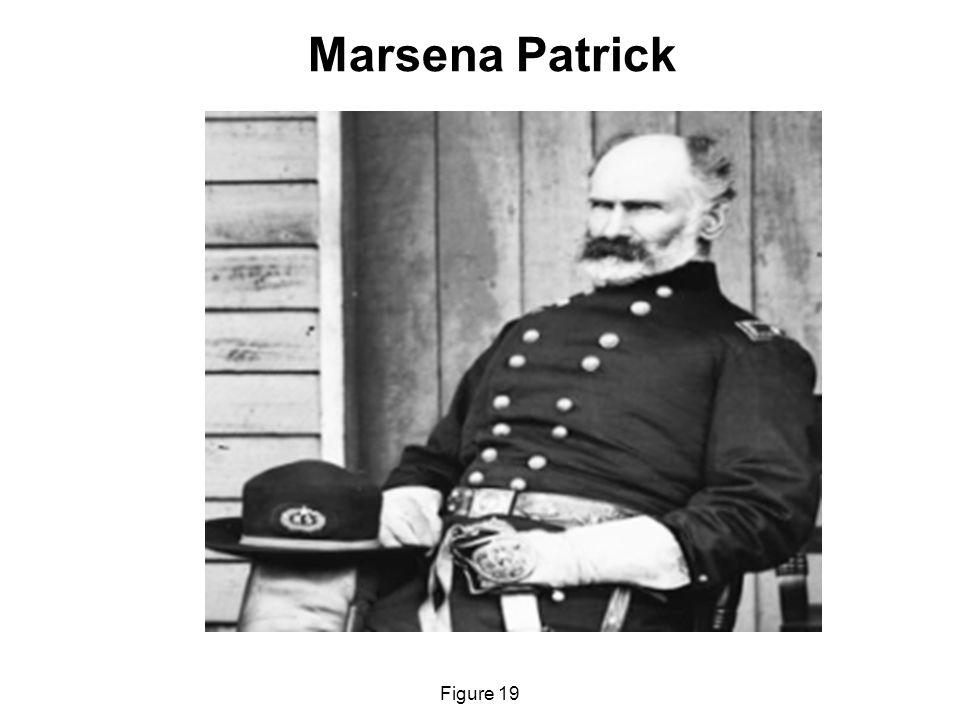 Marsena Patrick Figure 19