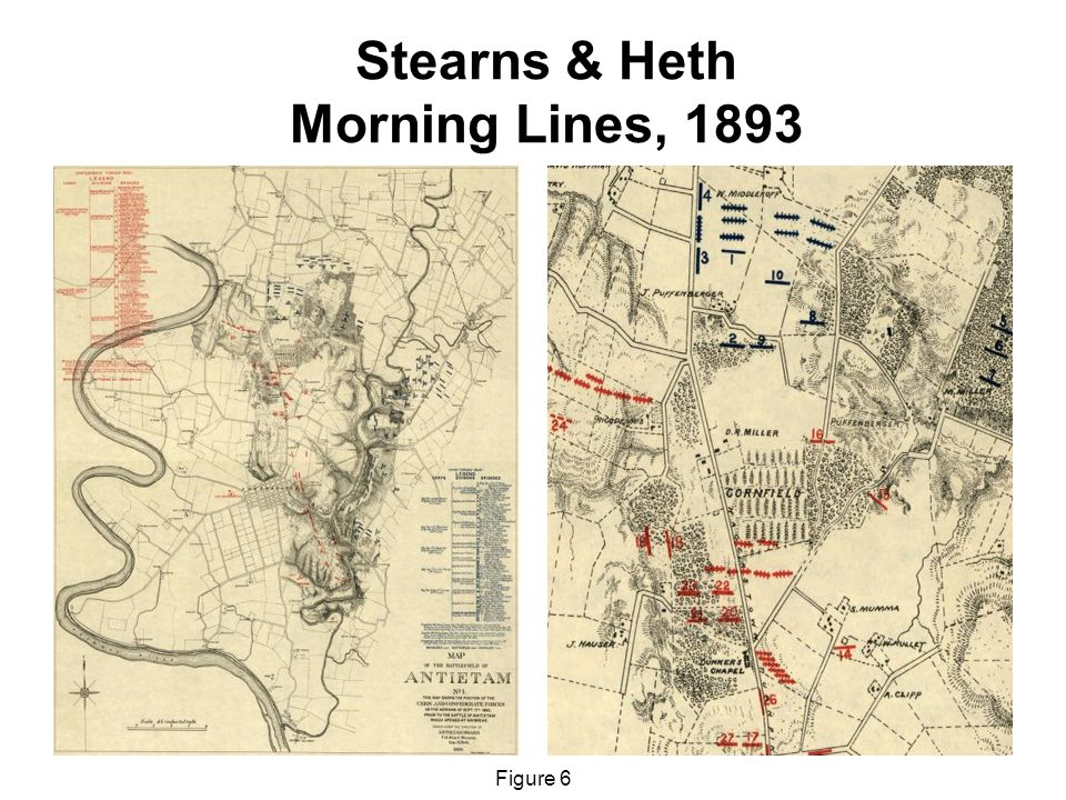 Stearns & Heth Morning Lines, 1893 Figure 6