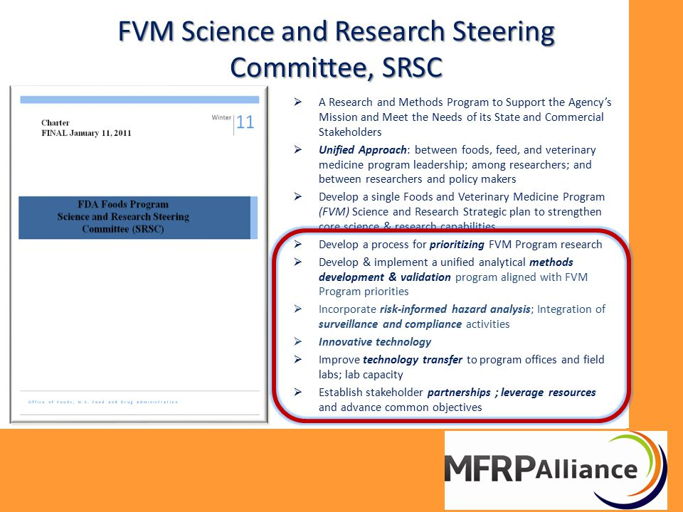 The research prioritization process  Assessing the project's importance and the need for FVM collaboration.