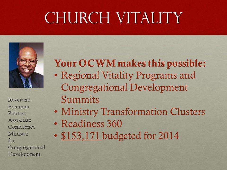 Starting New Congregations El Nuevo Camino, Buffalo Journey UCC, Delmar Spirit of Peace, Kingston