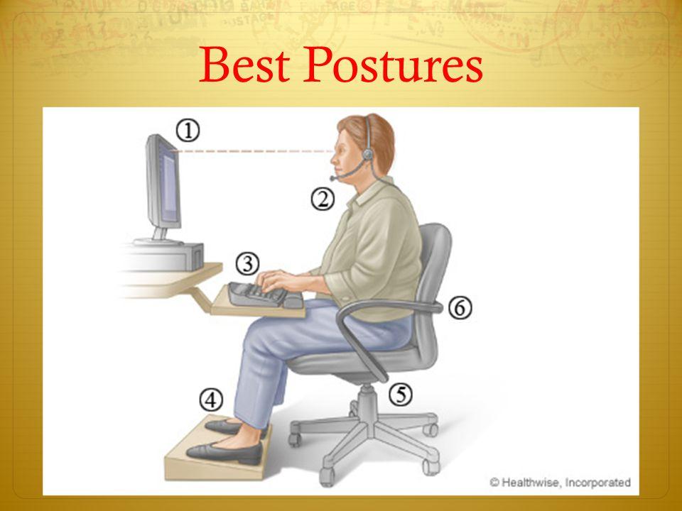Best Postures