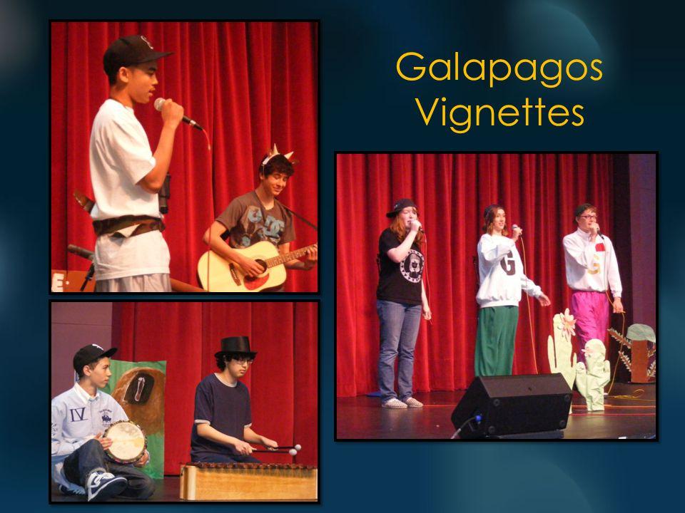 Galapagos Vignettes