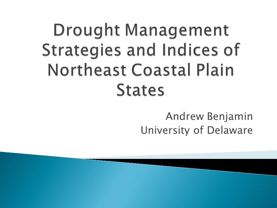 Andrew Benjamin University of Delaware