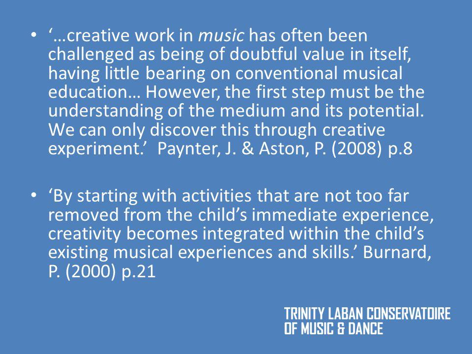Deconstructing and Re-imagining Repertoire in Music Teacher Training Tim Palmer – Senior Lecturer in Music Education Abigail Longden – PGCE student